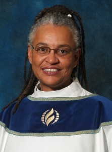 The Reverend Elder Darlene Garner